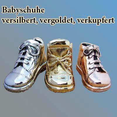 Schuhe versilbern hamburg